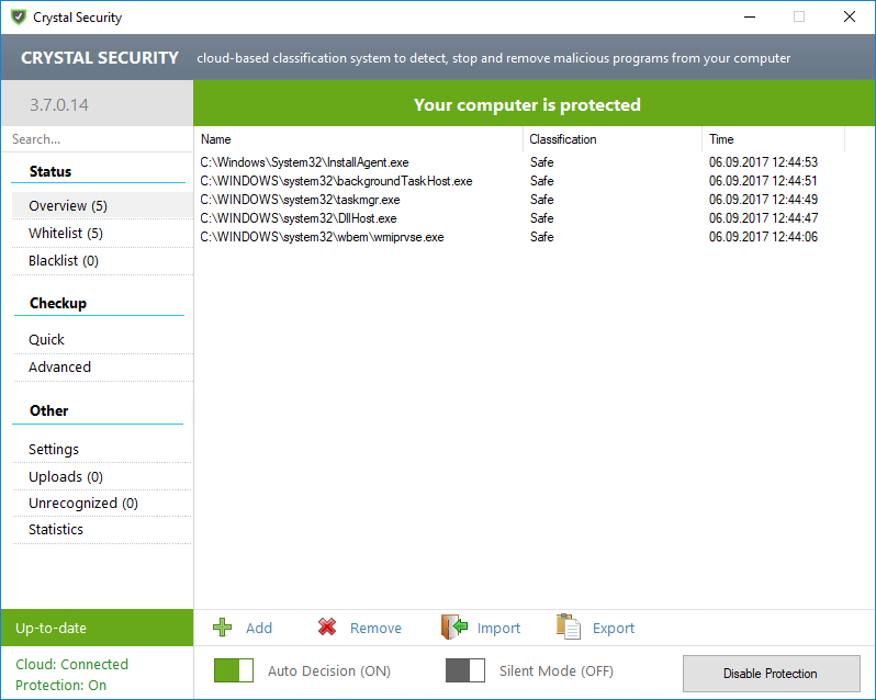 Crystal Security 3.7.0.20 full